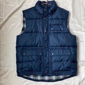 🧵Blue GAP Puffy Vest 🧵